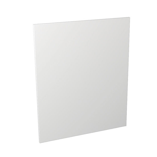 White Gloss Kitchen Appliance Door 600mm x 731mm