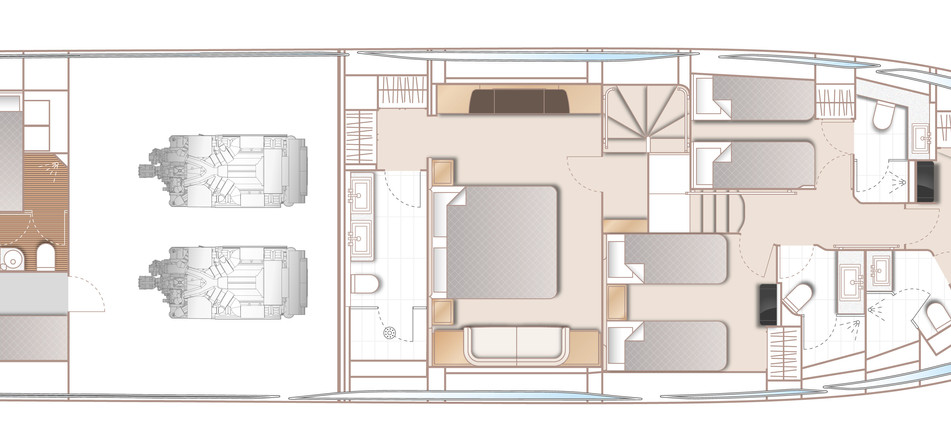 y78-layout-lower-deck-with-optional-twin