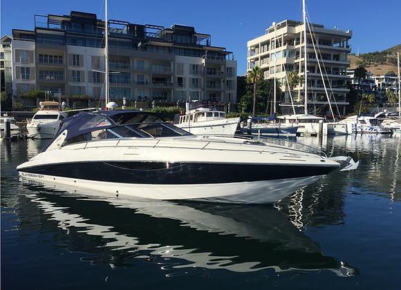 2009 SUNSEEKER SUPERHAWK 43'