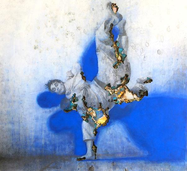 artiste-inumaru-artiste-yves-klein-kata