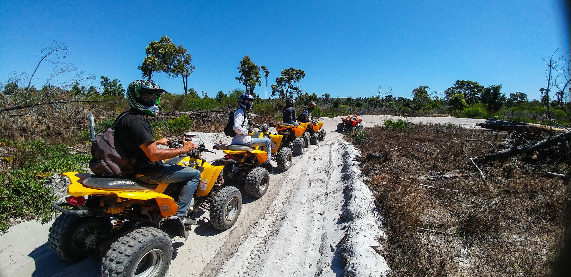 quad bike tour