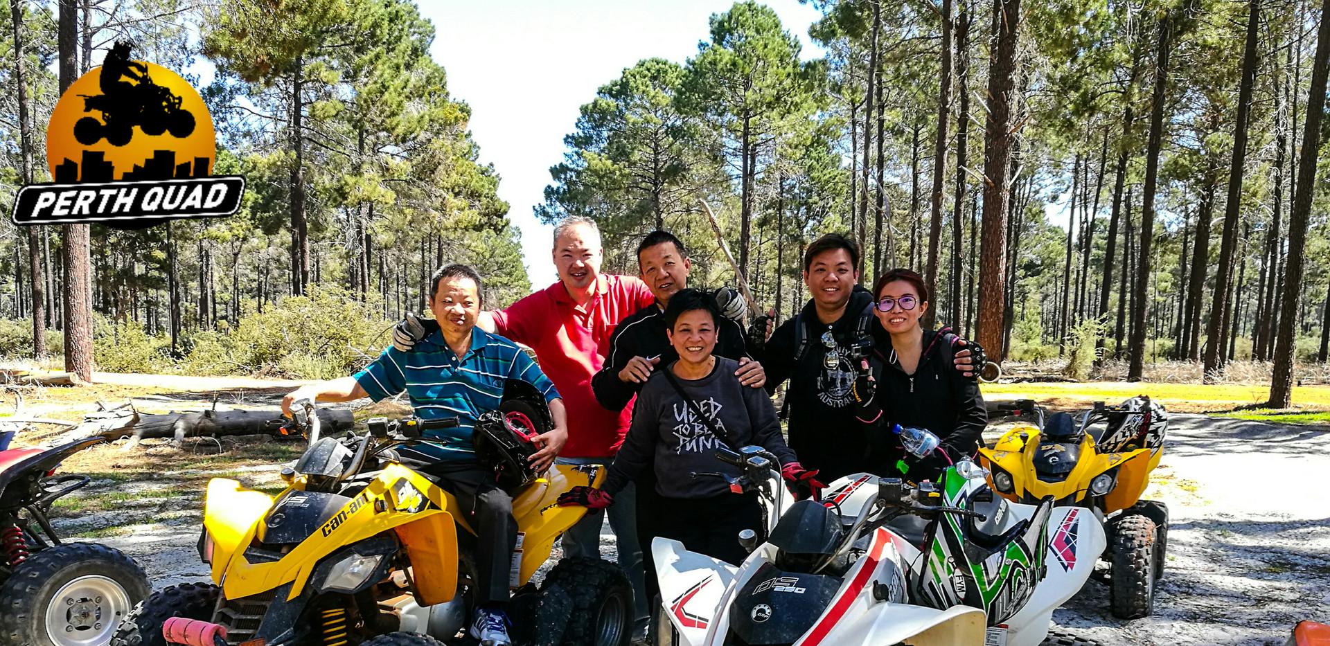 perth quad bike tour