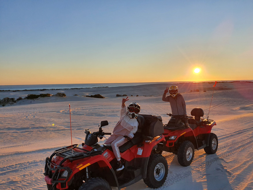 atv tours lancelin