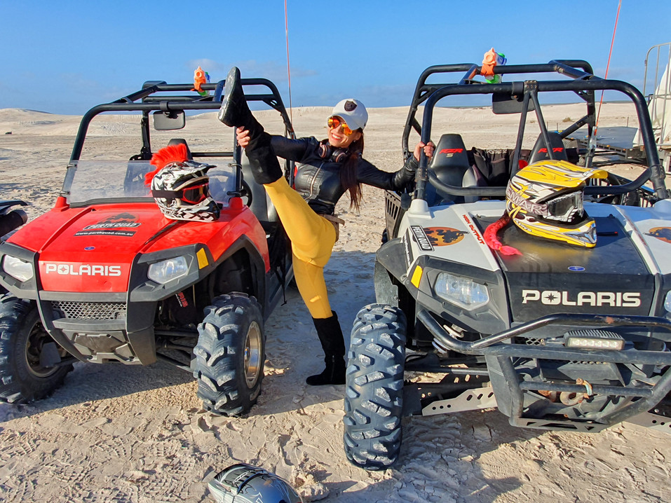 quad bike hire lancelin