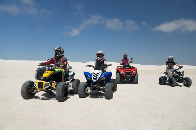 kid quad bike lancelin