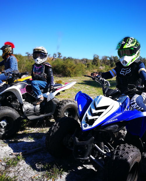 PERTH QUAD BIKE TOUR