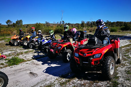 quad bike tours perth