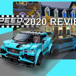 LEGO 76898 - Speed Champion Jaguar #2 im Review