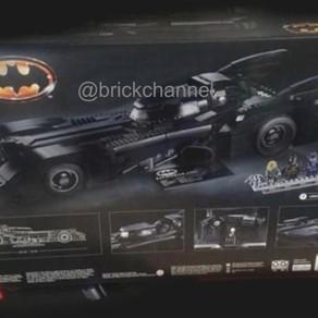 LEGO 76139 D2C Set - erste Bilder vom Batman Fahrzeug