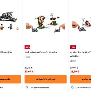 LEGO Star Wars Angebote mit 20% 01.05.2020 im LEGO Online Shop