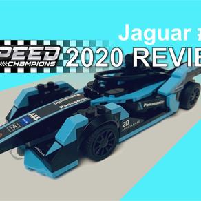 LEGO 76898 - Speed Champion Formula E Panasonic Jaguar Racing GEN2 car  #1 im Review