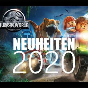 LEGO Jurassic World - 4 Neuheiten kommen ab Juli 2020
