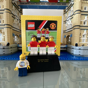 LEGO 5006171 Old Trafford – Manchester United Minifiguren 6322501 - im Review