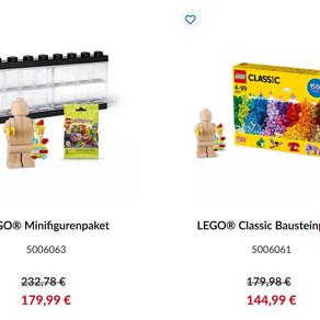Mit LEGO® Originals Paketen kannst du deine Sammlung aufbauen ab 03.11.2019 für VIP