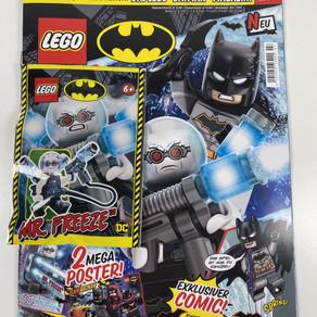 LEGO BATMAN Magazin Nr. 7 : Ausgabe - Mr. Freeze im Review
