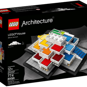 LEGO Architecture 21037 zum Schleuderpreis von 49,99 Euro auf  www.lego.com