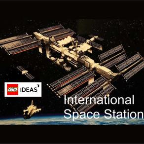 LEGO Ideas 21321 ISS für 69,99 Euro - Designer Unterschrift! 31. Januar in Nürnberg!