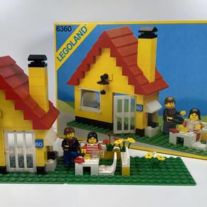 LEGO 6360 Weekend Cottage von 1986 im Classic Review