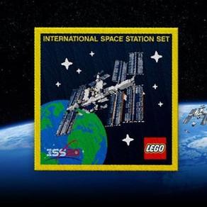 """VIPs : KOSTENLOSES ISS-Abzeichen beim Kauf des Sets """"Internationale Raumstation"""" + Drag Racer"""