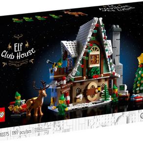 LEGO  Creator 10275 Elf Club House - Elfen-Klubhaus ab 23.09 mit VIP Zugang