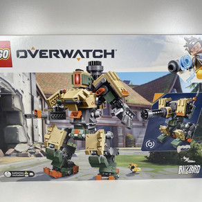 LEGO Overwatch 75974 Bastion [Review]