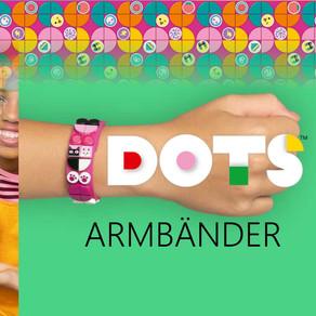 LEGO Dots Armbänder offizielle Bilder - Alle Infos und News hier!