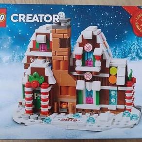 Das LEGO Mini Lebkuchenhaus 40337 kommt zum Nikolaus ab 100 Euro