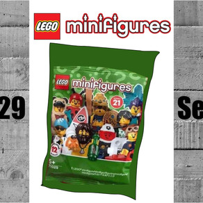 LEGO® Collectable Minifigures 71029 Minifiguren Serie 21
