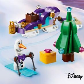 """LEGO Online Shop GRATIS-Set """"Olafs Schlitten""""*Dein exklusives Geschenk"""