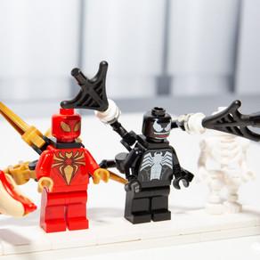LEGO  76151 Spider-Man Venomosaurus Ambush – Bilder
