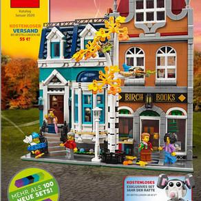 LEGO Katalog Januar 2020