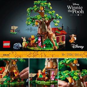 LEGO 21326 IDEAS - Disney Winnie the Pooh Bild veröffentlicht