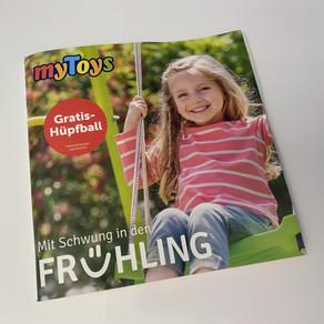 Der neue mytoys Katalog Frühjar 2020 ist da. Was ist an LEGO drin?