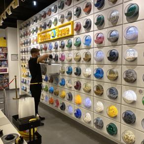 Ein Besuch im LEGO Store Köln - PaB Wand Inhalt und einige Eindrücke aus dem Store