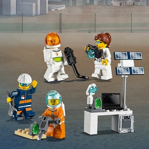 LEGO® City Minifiguren-Paket 40345 Gratis-Zugabe ab 75 Euro im LEGO Online Shop