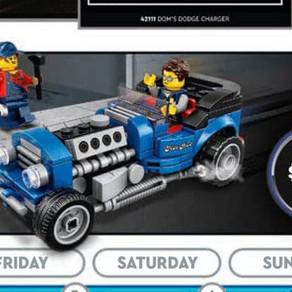 LEGO Gratisbeilage - 40409 Hot Rod kommt am 1. Juni