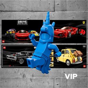 Neue Bilder im LEGO VIP Shop für je 10 VIP Punkte