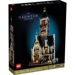 Ab heute LEGO 10273 - Geisterhaus auf dem Jahrmarkt als VIP für 229 Euro