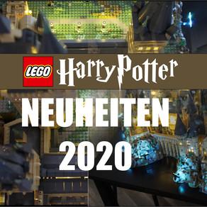 LEGO Harry Potter 2020 Neuheiten 6 Neue Sets kommen und eine Minifiguren Serie :-)