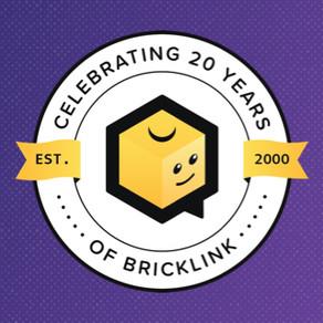 Wir feiern 20 Jahre BrickLink - Celebrating 20 Years of BrickLink