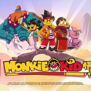 LEGO Monkie Kid Sets sind ab heute bestellbar!