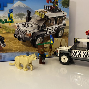 LEGO City: Safari-Geländewagen 60267 im Review