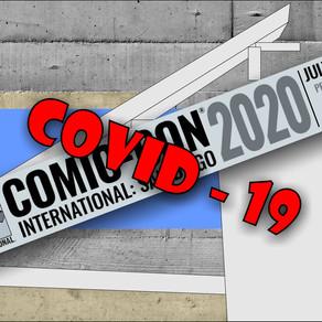 San Diego Comic Con 2020 nach 50 Jahren in der Geschichte erstmals abgesagt!
