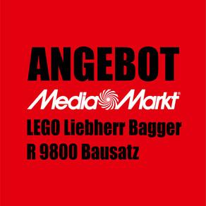 LEGO® Technic 42100 Liebherr Bagger      R 9800 - für 299,99 Euro inkl. Lieferung ...