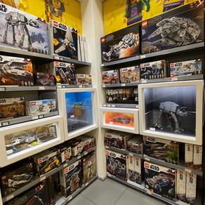 Ein Besuch im Hamburger LEGO Store :-)