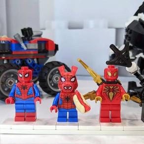 LEGO MARVEL 76151 Spider-Man vs. Venom erste Bilder