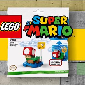 LEGO 30385 Super Mario - Super Mushroom Surprice Polybeutel