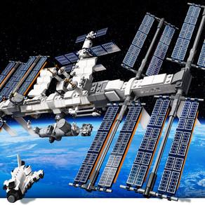 LEGO Ideas International Space Station   LEGO Designer Interview 21321