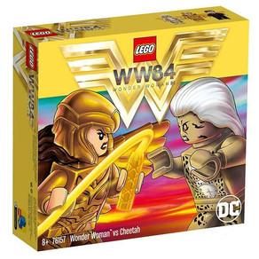 LEGO  76157 DC Wonder Woman vs Cheetah neues Set gesichtet bei Amazon!