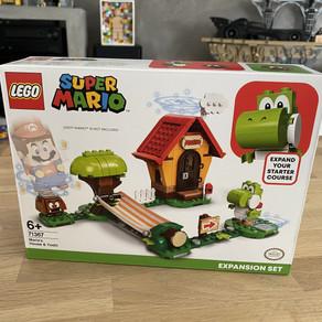 LEGO 71367 Marios Haus und Yoshi – Erweiterungsset im Review